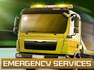 Emergency Services Grand Prairie TX